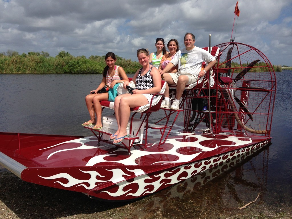 Planning For Fort Lauderdale Air Boat Tour