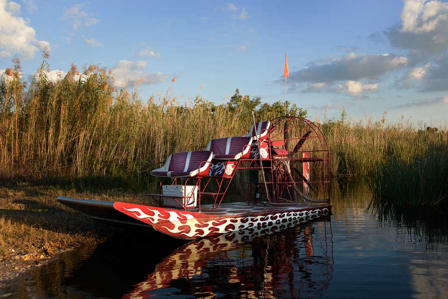 Fort Lauderdale Airboat Rides